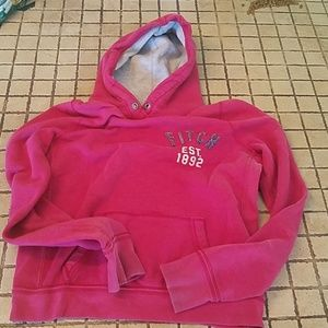 Abercrombie Thermal Hoodie size Large